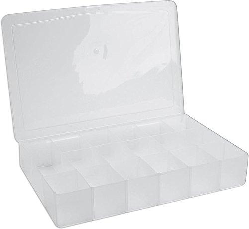 Darice 10674 Compartment Large Organizer