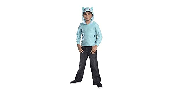 DISBACANAL Disfraz Bulbasaur Pokemon Infantil - -, 5-7 años ...
