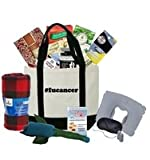 The Big Queasy Chemo Gift Basket for Men - F U Cancer