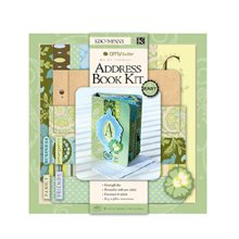 Paper Amy Butler - Amy Butler Address Book Paper Crafting Kit