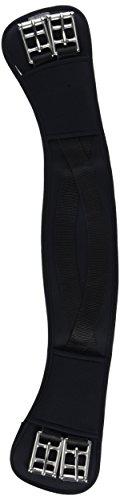 Ovation Body Form Dressage Girth - Color Black Size:24