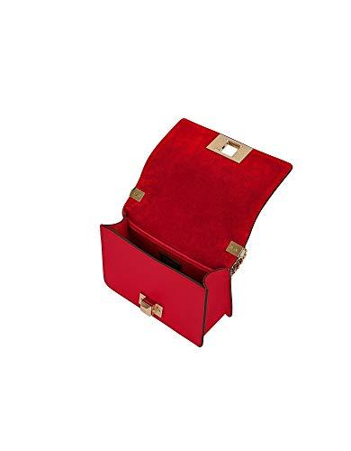 Rouge Cuir 1000671 Épaule Furla Porté Sac Femme qtZnE