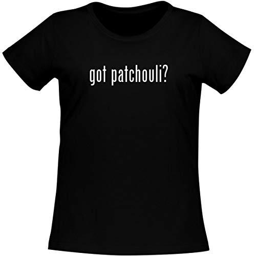 The Town Butler got Patchouli? - A Soft & Comfortable Women's Misses Cut T-Shirt, Black, Small