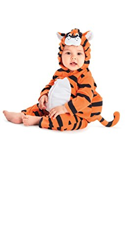 [Carters Baby Halloween Costume Many Styles (12m, Little Tiger)] (Little Girl Fox Costumes)