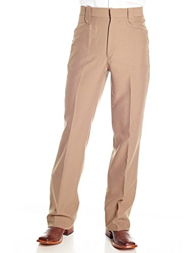 Circle S Clothing Men's Lubbock Stretch Slacks