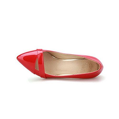 Carousel Sandales Compensées Femme Balamasa 8u5idx5hhi Red CTn1w88q