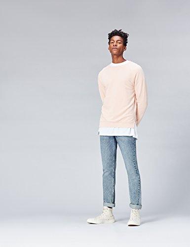 Jeans Uomo Uomo Find Blu Jeans Find q7Htd0w