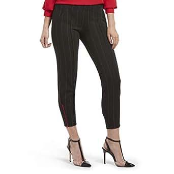 HUE womens Loafer Skimmer Legging, Assorted Hosiery - black - X-Small