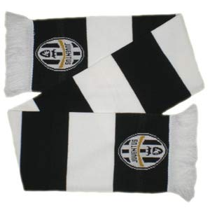 Juventus | Soccer Fan | Bar Scarf with Classic Logo