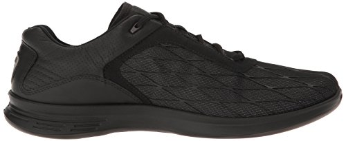 Schwarz 51052black Black Top Exceed Ecco Herren Low 0Sw6q