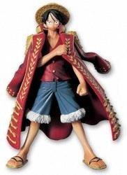 One Piece ~Memories of Merry~ Figure - 5 Monkey D. Luffy by Banpresto