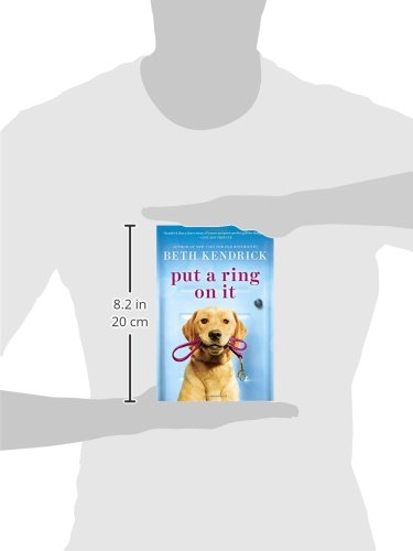 Put A Ring On It Black Dog Bay Novel Beth Kendrick 9780451474186