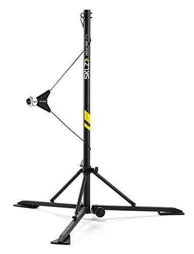 SKLZ Hit-A-Way Portable Baseball Training-Station Swing Trainer with Stand (Best Baseballs For Batting Practice)