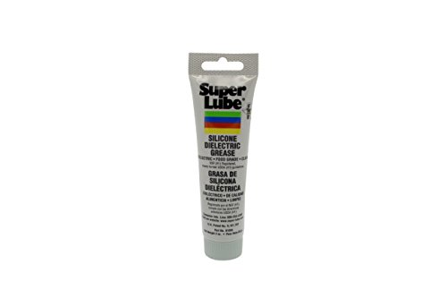 - Super Lube 91003 Silicone High-Dielectric and Vacuum Grease, 3 oz.