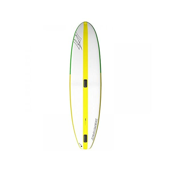 Naish Crossover Air 10'6 LT SUP 2018 Stand up Paddle Board gonfiabile con SUPwave.de Coil-Leash, Stand up Paddle Board… 2 spesavip