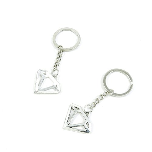 Diamond Shape Keychain - 9