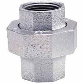 1-1/2 In Galvanized Malleable Union 150 PSI Lead Free