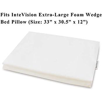 Amazon.com: intevision 400 hilos, 100% algodón egipcio de ...