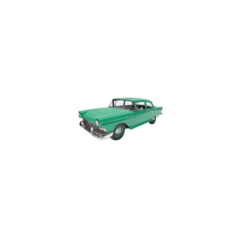 Revell 1/25 1957 Ford Custom 2n1 Car Model Kit Toys & Games