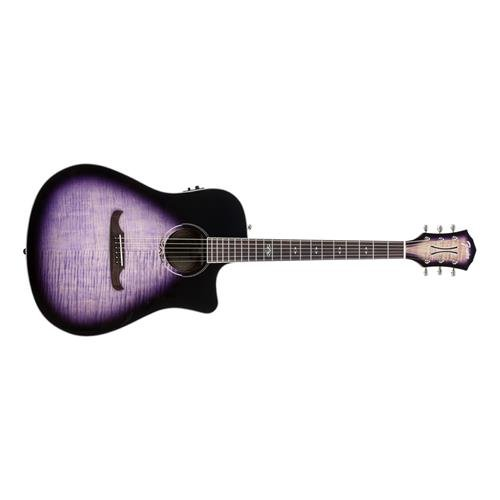 Fender T-Bucket 300 Acoustic Electric Guitar with Cutaway, Rosewood Fingerboard - Moonlight Burst