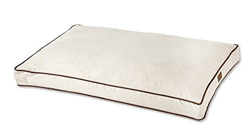 Orvis Platform Twill Dog Bed Cover/Large, Putty, Large