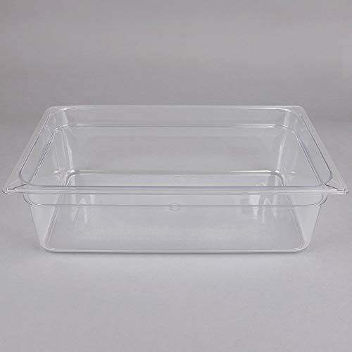 TableTop King Clear Insert Pan for Folding Ice Housings - 20