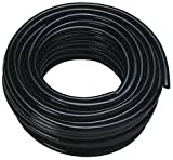 PneumaticPlus 5/16-Inch Tubing 100Foot Roll for Air Compressor/Garden WOG Water Oil Gas