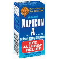 Eye Allergy Relief Drops For Itching and Redness - 0.5 Fl Oz