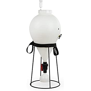 Full Throttle Parts HOZQ8-1618 Fastferment Complete Conical Fermenting Set Up, White