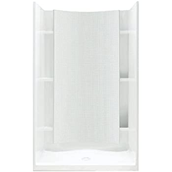Sterling Plumbing 72240100-0 Accord Shower Kit, 36-Inch x 36-Inch ...