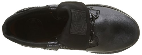 Palladium Plvil BGY SFL F, Sneaker a Collo Alto Donna Nero (315 Black)