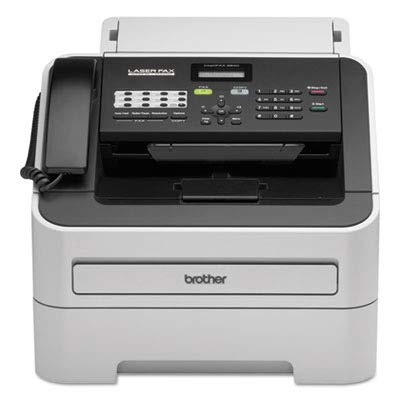 Brother Intellifax-2840 High-speed Laser Fax - Laser - Monochrome from BROTHER