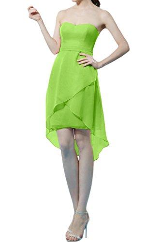 Missdressy -  Vestito  - linea ad a - Donna verde 44
