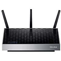 TP-Link Network RE580D AC1900 WiFi Range Extender 1900Mbps with 802.11ac/b/g/n Retail