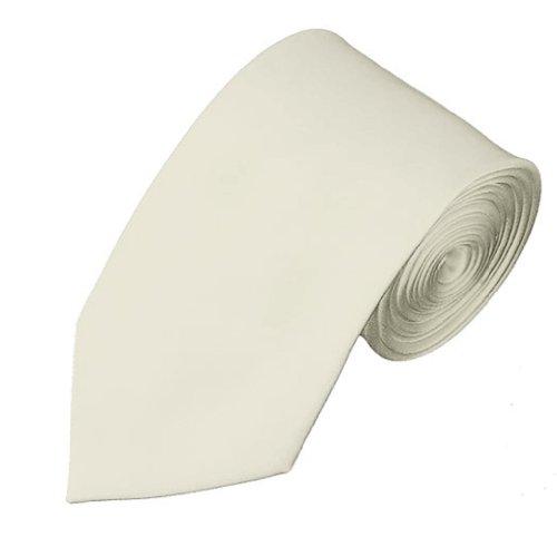 Solid Cream (Mens Solid Color 2.75