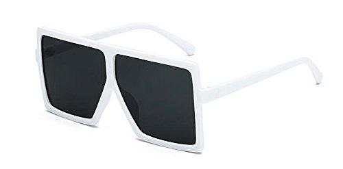 C rond lunettes métallique Lennon du soleil en retro style Frêne inspirées de Noir polarisées cercle vintage 7rp7wZ