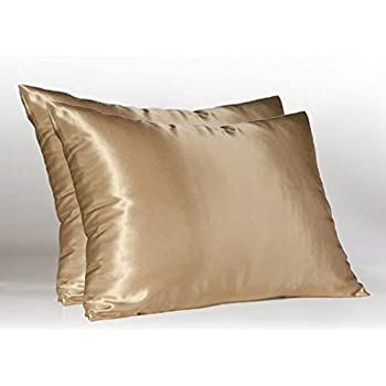 Amazon Com Dreamx Luxury Silk Satin Pillowcase For Hair