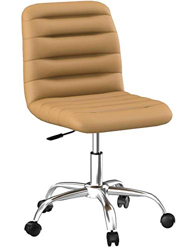 Modway Ripple Mid Back Office Chair, Tan by Modway (Image #5)