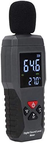 CITW Decibel Meter,Digital Sound Level Meter, 30-130dB Range Noise Volume Measuring Instrument,For Indoor/Outdoor Use