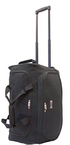 Reisetasche mit Rollen - Handgepäcksgröße - Leicht
