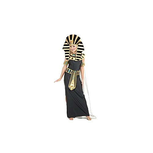 [Egyptian Nefertiti Costume - X-Large - Dress Size 14-16] (Nefertiti Halloween Costumes)