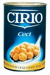 Cirio - Vegetables - Chick Peas - 400g