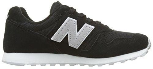 Balance Sneaker Donna Black New 660 373 Nero TvqTB