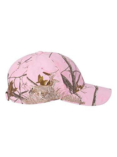 DRI Duck Pink CAMO Buck Wildlife Series Cap ()
