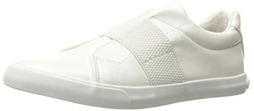 Rocket Dog Women's Carisco Cadet Pu Fashion Sneaker, White, 9 M US (Cadet Footwear)