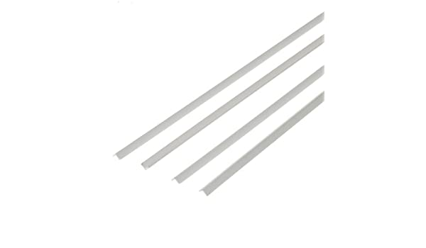 ANGLE 4 EVERGREEN EG291 PLASTIC 1.5 mm .060