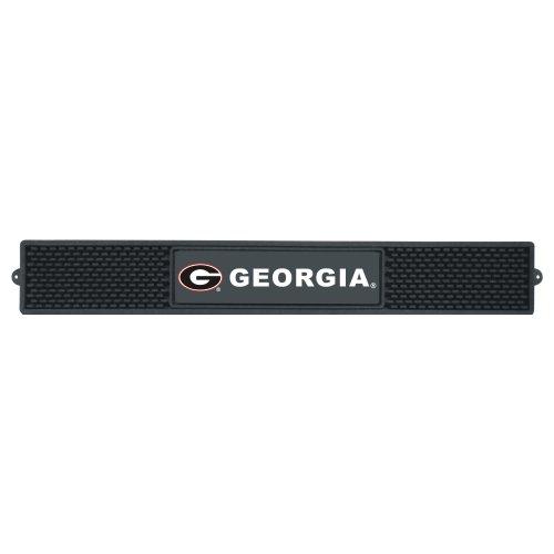 FANMATS NCAA University of Georgia Bulldogs Vinyl Drink Mat