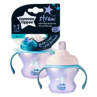 Training Straw Cup from Tommee Tippee Bpa Free Age 6m+ (Pink)