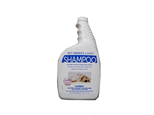kirby pet owners carpet shampoo - 6