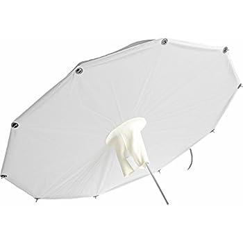 Photek Softlighter II, 46 inch Umbrella with Diffuser.